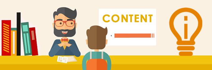Content blog post