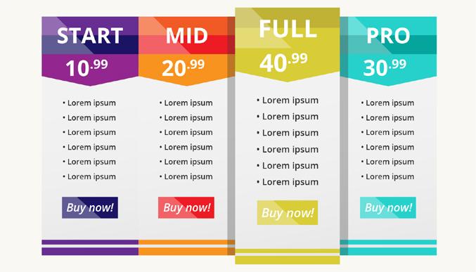 website-prices