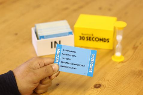 30 Seconds Card