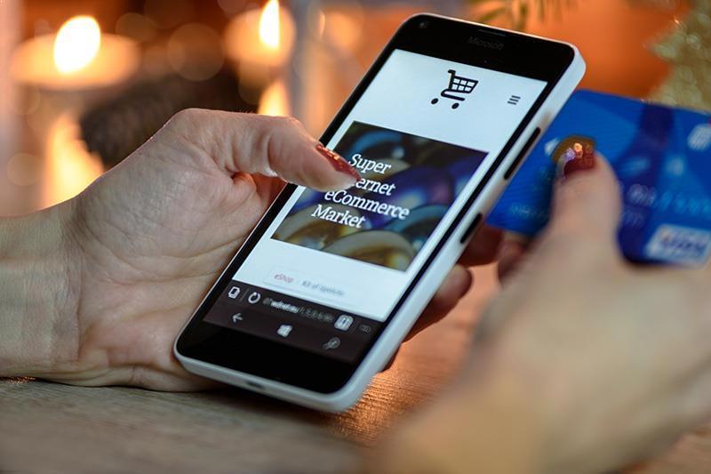 e-commerce-mobile-website