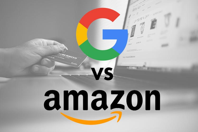 Google versus Amazon