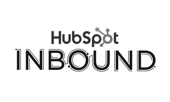hubspot inbound-b&w