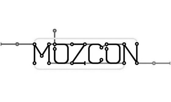 mozcon-b&w